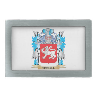 Toohill Coat of Arms - Family Crest Belt Buckle