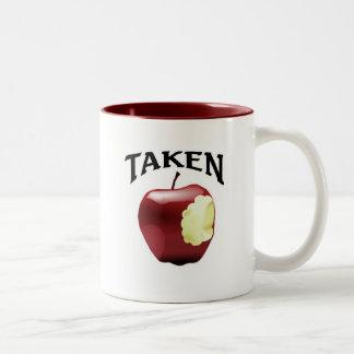Took Two-Tone Coffee Mug