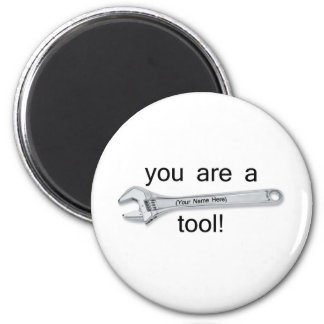 Tool 2 Inch Round Magnet