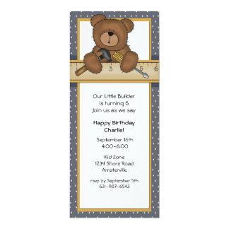 Tool Bear Invitation