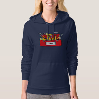 Tool Box: Name Customizable Pullover