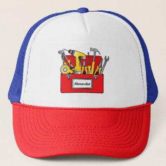 Tool Box: Name Customizable Trucker Hat