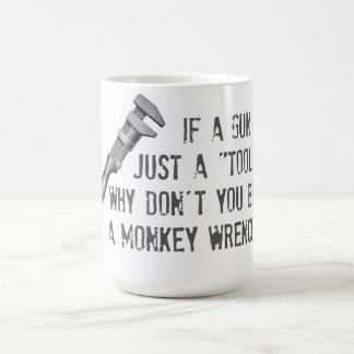 Tool Classic White Coffee Mug