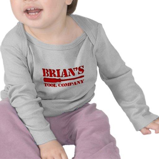 Tool Company de Brian Camiseta