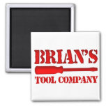 Tool Company de Brian Imanes