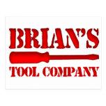 Tool Company de Brian Postal