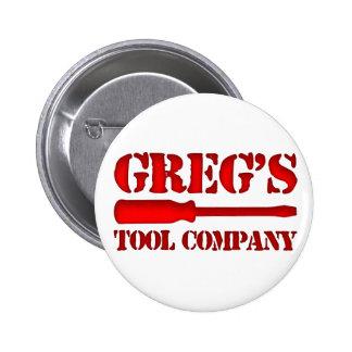 Tool Company de Greg Pin