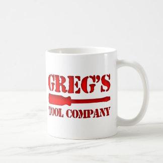 Tool Company de Greg Taza