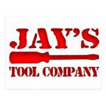 Tool Company de Jay Postal