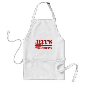 Tool Company de Jeff Delantales