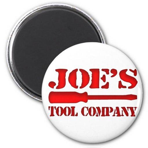 Tool Company de Joe's Imán Redondo 5 Cm