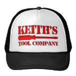 Tool Company de Keith's Gorros