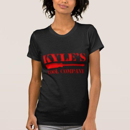 Tool Company de Kyle Camisetas