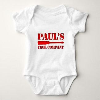 Tool Company de Paul's Body Para Bebé
