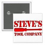 Tool Company de Steve Pins