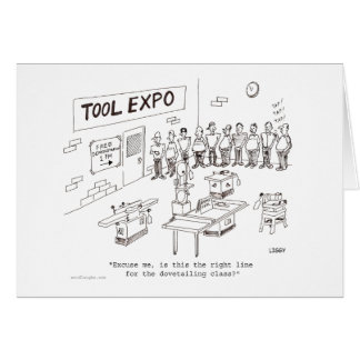 Tool Expo Card