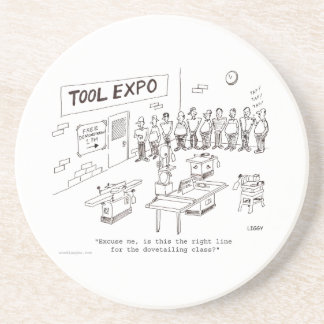 Tool Expo Coaster
