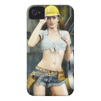 Tool Girl Lana Blackberry Bold Case