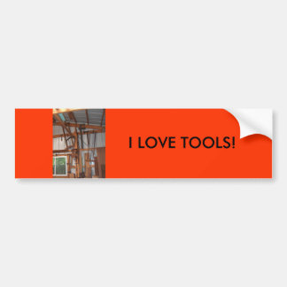 Tool Shed Products Bumper Sticker