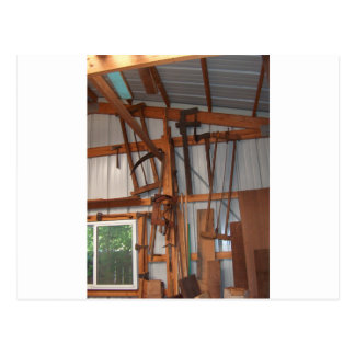Tool Shed Products Postcard