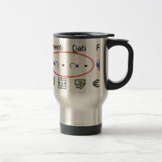 toolbar travel mug