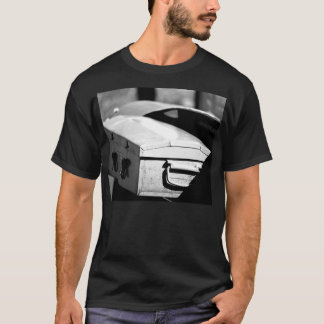 Toolbox in Black and White T-Shirt