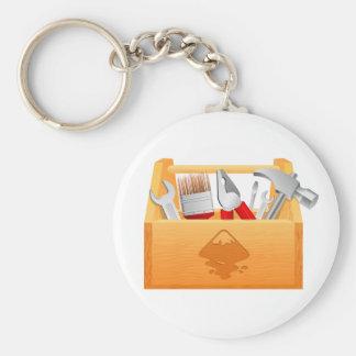 Toolbox Keychain