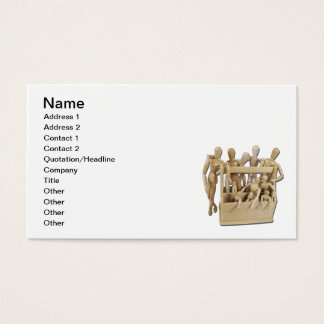 Toolbox of Inspiration Business Card