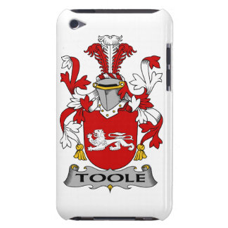 Toole Family Crest iPod Touch Case-Mate Case