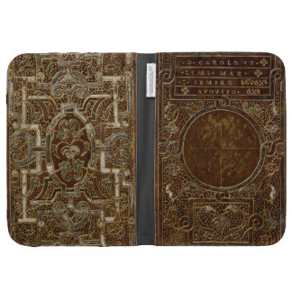 Tooled Leather Kindle 3 Case