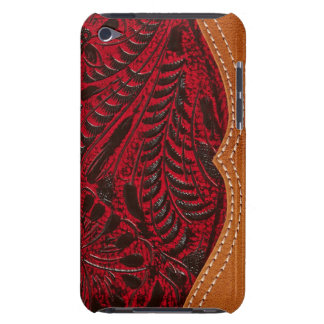 Tooled leather case