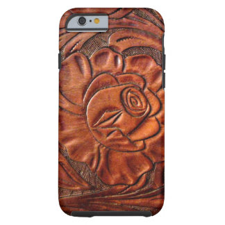 Tooled Leather iPhone 6 case iPhone 6 Case