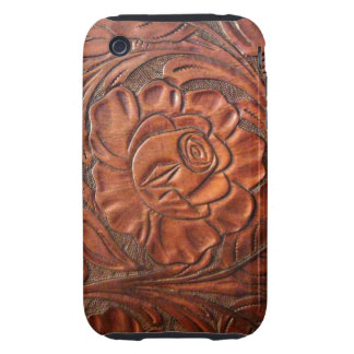 Tooled Leather S Phone Case