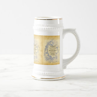 Toole's Theatre Beer Stein
