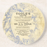 Toole's Theatre Beverage Coaster