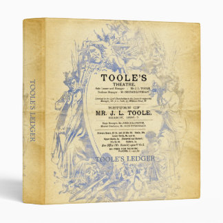 Toole's Theatre Binder