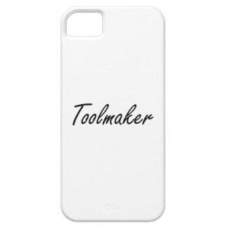 Toolmaker Artistic Job Design iPhone 5 Cover