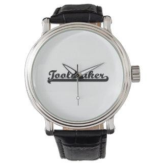 Toolmaker Classic Job Design Wrist Watch