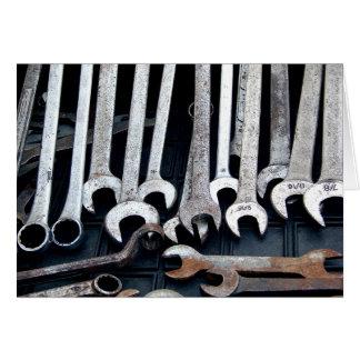 Tools Card
