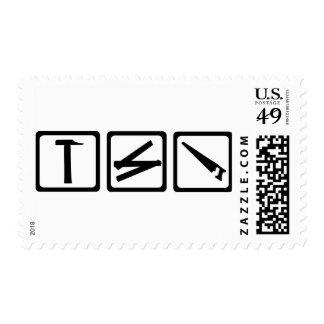 Tools - carpenter stamp