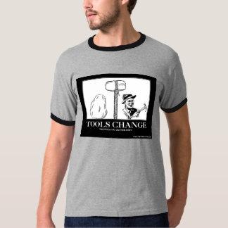 Tools Change-Ringer T T-Shirt