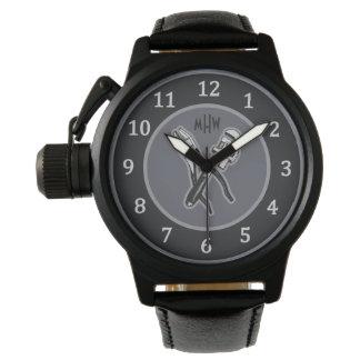 TOOLS custom monogram large dial watches