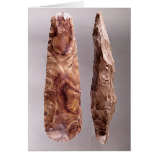 Tools from Campigny, 6000-2000 BC Card
