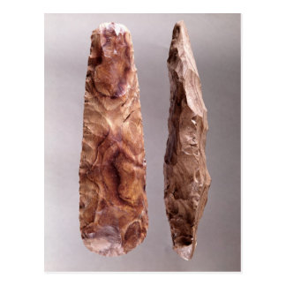 Tools from Campigny, 6000-2000 BC Postcard