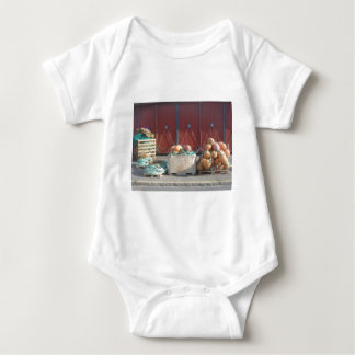 Tools of the Fishing Trade Baby Bodysuit