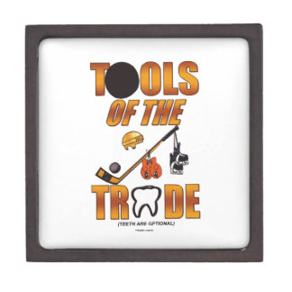 TOOLS OF THE TRADE JEWELRY BOX