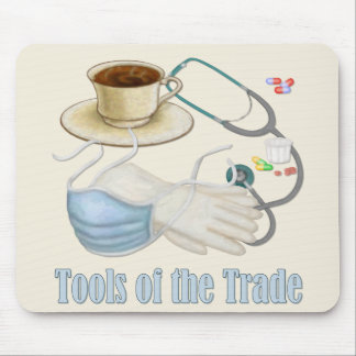 Tools of the Trade Mouse Mat