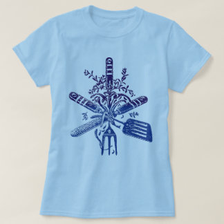 Tools of the Trade Ombre Style T-Shirt