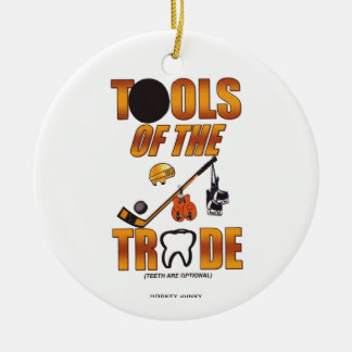 TOOLS OF THE TRADE ORNAMENTS