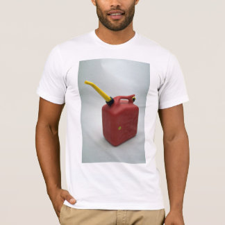 Tools of Trade- Red gas can T-Shirt
